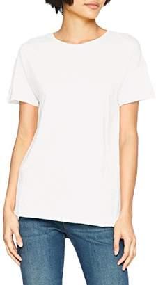 Marc O'Polo Women's 802215551451 T-Shirt, (White 100), M