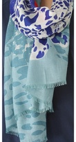 We are owls Leopard OS Scarf