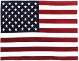 Tadpoles USA Flag Micro Fleece Blanket