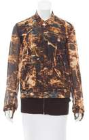 Kimberly Ovitz Long Sleeve Printed Jacket w/ Tags