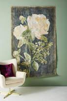 Anthropologie Sarita Floral Tapestry