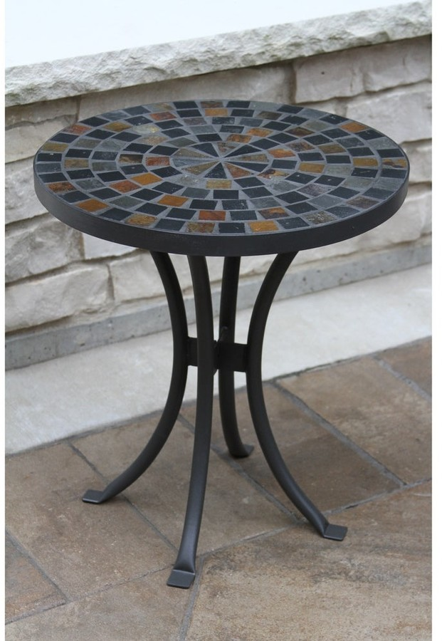 Oasis Mosaic Outdoor Table FirsTime /& Co