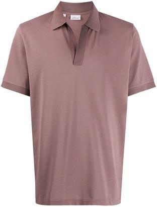 Brioni Fine Knit Polo Shirt