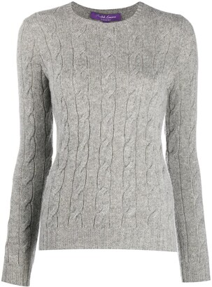 Ralph Lauren Collection Long Sleeve Knitted Sweater
