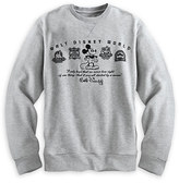 Disney Mickey Mouse Four Parks Sweatshirt for Men - Walt World