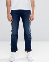 Lee Powell Slim Jeans Blue Shake