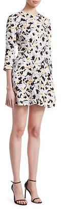 A.L.C. Terry Crewneck Dress