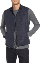 Eleventy Slim Fit Full Zip Vest