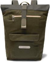 Brooks England - Rivington Felt and Canvas Backpack