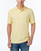 Club Room Men's Striped Polo, Only at Macy's