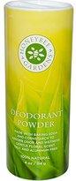 Honeybee Gardens: Talc, Aluminum and Gluten-Free Vegan Deodorant Powder, 4 oz by HoneyBee Gardens