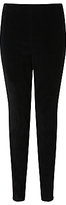 Phase Eight Amina Darted Card Jeggings, Black