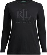 Ralph Lauren Studded Jersey T-Shirt