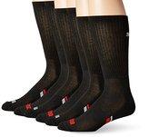 Puma Socks Men's Crew Socks (Pack of 6)