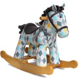 Toddler Little Bird Told Me Lewis & Fitz Rocking Horse & Stuffed Animal
