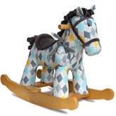 Toddler Little Bird Told Me Lewis & Fitz Rocking Horse & Stuffed Animal