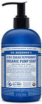 Dr. Bronner's Dr. Bronner 4-in-1 Sugar Sugar and Peppermint Organic Pump Soap