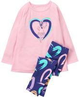 Gymboree Painter Sleep Set