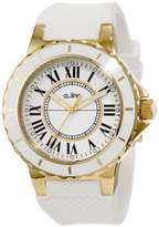 A Line AL-20009 – Unisex Watch – Analogue Quartz – White Silicone bracelet