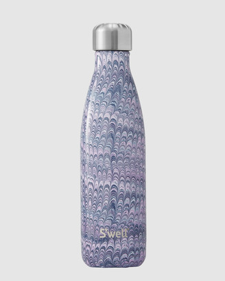 Swell Purple Water Bottles - Insulated Bottle Italian Marbling Collection 500ml Marmo - Size One Size at The Iconic