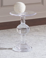 Bernhardt Andrea Acrylic Side Table