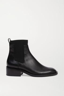 3.1 Phillip Lim Alexa Leather Chelsea Boots - Black