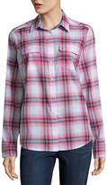 ST. JOHN'S BAY 2-Pocket Classic Shirt
