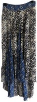 Free People Blue Polyester Skirts