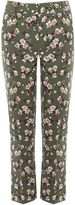Warehouse Mae Floral Trousers