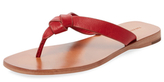 Frye Perry Knot Leather Thong Sandal