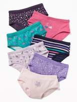 Old Navy Printed Underwear 7-Pack for Toddler Girls