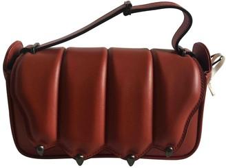 Marco De Vincenzo \N Camel Leather Handbags