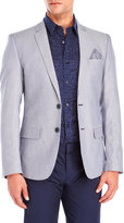 Antony Morato Micro Grid Super Slim Fit Blazer