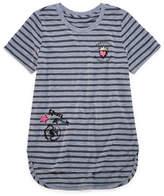 DESCENDANTS Short Sleeve Round Neck Descendants T-Shirt-Big Kid Girls