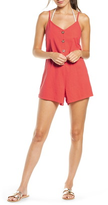 rhythm Maya Cover-Up Romper