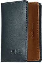 Ralph Lauren Automotive Calfskin Card Case