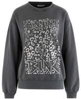 Anine Bing Panther sweatshirt
