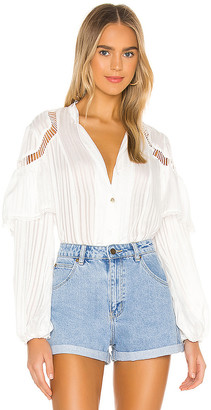 House Of Harlow Hartlyn Blouse