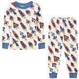 Hatley Rocket Ship Print Pyjamas