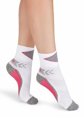Golden Lady Women's Calzino Moving 3 Paia Sports Socks