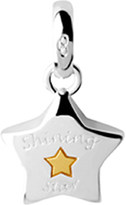 Links of London Shining Star sterling-silver charm