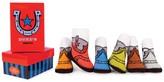 Trumpette Duke's Sock Set - Pack of 6 (Baby Boys)