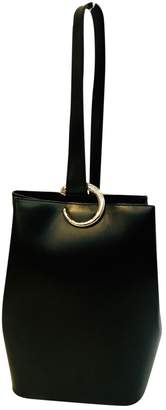Cartier Panthere Black Leather Handbags