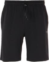 Boss Mix & Match Black Jersey Shorts