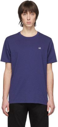 C.P. Company Purple Logo T-Shirt