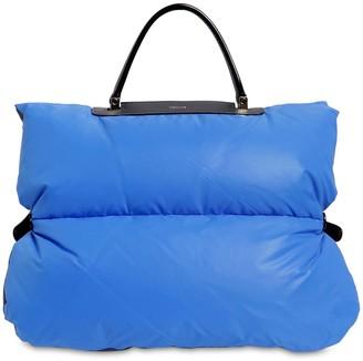 Valextra Reversible Small Nylon Down Bag Cover