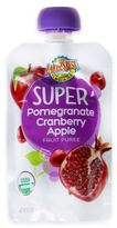 Earth's Best Organic 3.5 oz. Pomegranate Cranberry Apple Super Puree Pouch