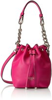 GUESS Darby Petite Drawstring Bucket
