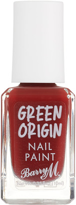 Barry M Green Origin Nail Paint 10Ml Red Sea