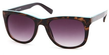 Charlotte Russe Colored Top Plastic Shades